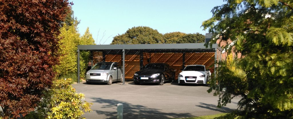 Solisco Solar Carport