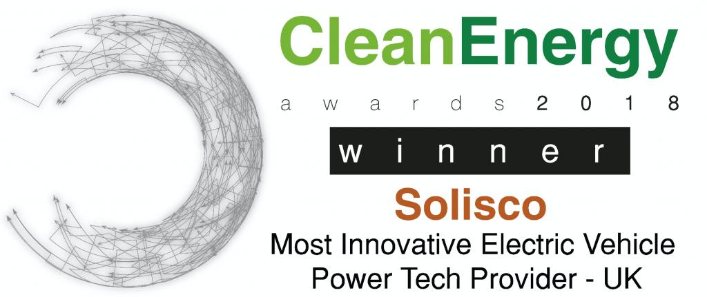 Solisco - Clean Energy Awards 2018 Winner