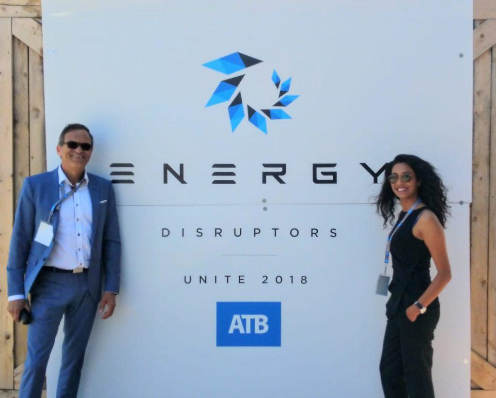 Energy Disruptors Unite